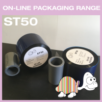 Wax Resin Ribbon - Outside Wound - 55mm x 1000m