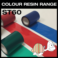 Red Resin - Outside Wound - 55mm x 300m