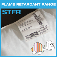 Flame Retardant Polyamide - 40mm x 100m